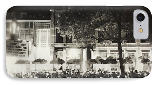 Vintage Main Street Minneapolis IPhone Case
