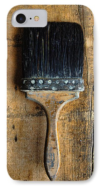 Vintage Paint Brush IPhone Case