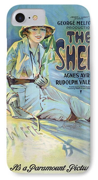 Vintage Poster - The Sheik IPhone Case by Vintage Images