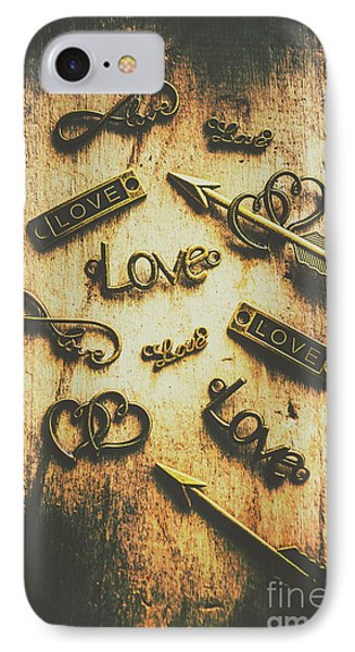 Vintage Romance IPhone Case by Jorgo Photography - Wall Art Gallery