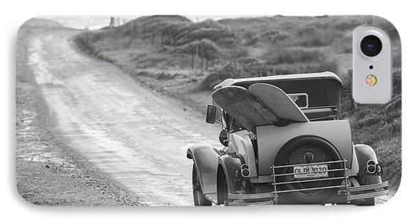 Vintage Surf IPhone Case by Sean Davey