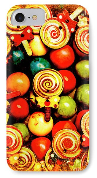 Vintage Sweets Store IPhone Case by Jorgo Photography - Wall Art Gallery