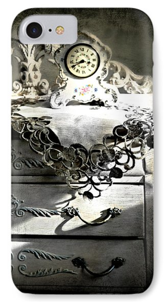 IPhone Case featuring the photograph Vintage Time by Diana Angstadt