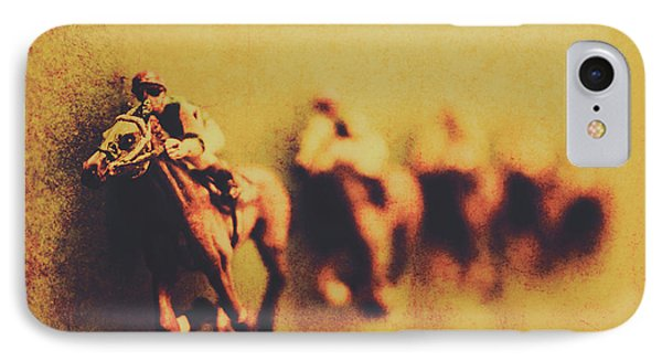 Vintage Trots IPhone Case by Jorgo Photography - Wall Art Gallery