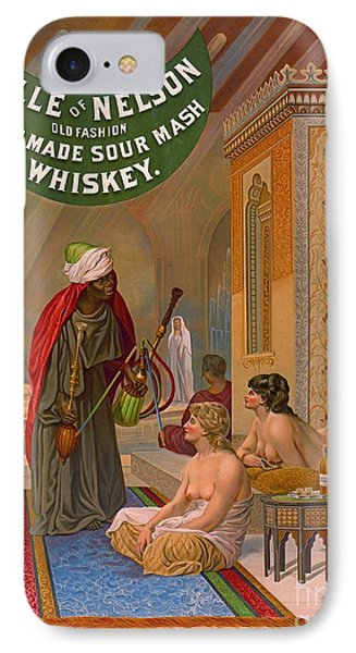 Vintage Whiskey Ad 1883 Phone Case by Padre Art