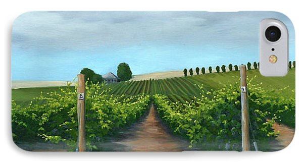 Vintners Winery IPhone Case