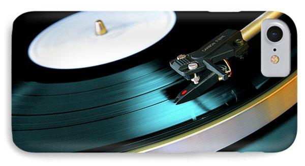 Vinyl Record Phone Case by Carlos Caetano