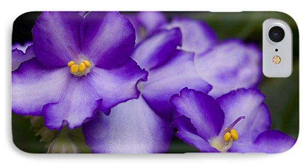 Violet Dreams Phone Case by William Jobes