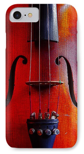 Violin # 2 IPhone Case by Jim Mathis