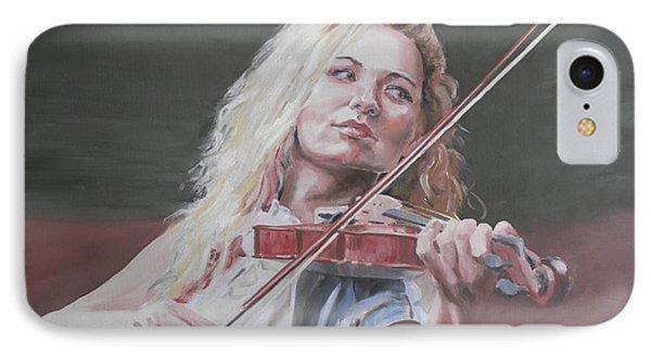 Violin Solo IPhone Case