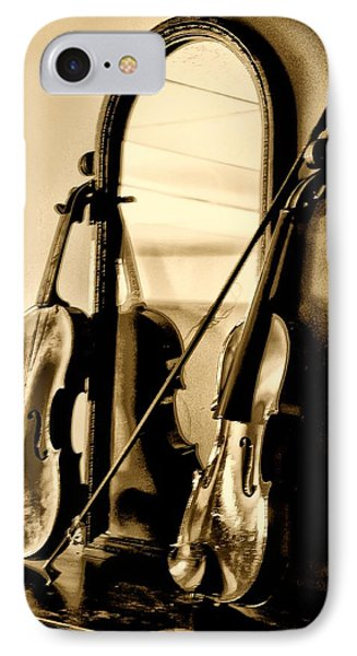 Violins Phone Case by Bill Cannon