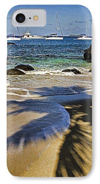 Virgin Gorda Beach Phone Case by Dennis Cox WorldViews