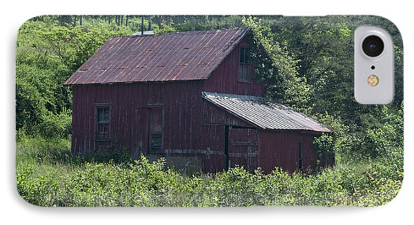 Virginia Barn IPhone Case by Suzanne Gaff