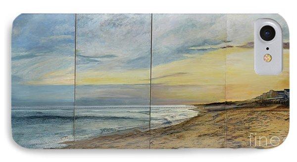 Virginia Beach Bayside IPhone Case by Sandra Nardone