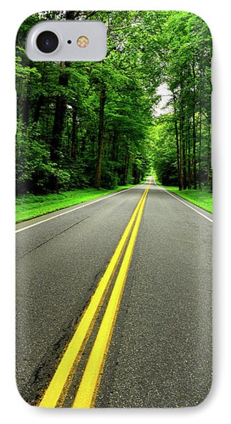 Virginia Road IPhone Case