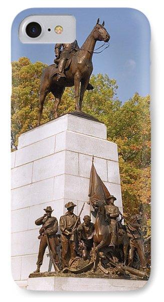 Virginia State Monument IPhone Case