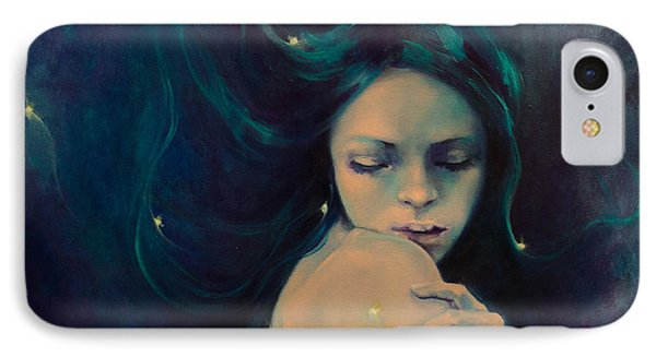 Virgo IPhone Case by Dorina  Costras