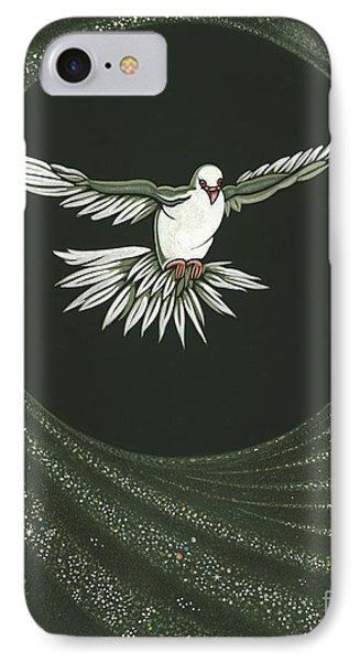 Viriditas-holy Spirit Detail IPhone Case