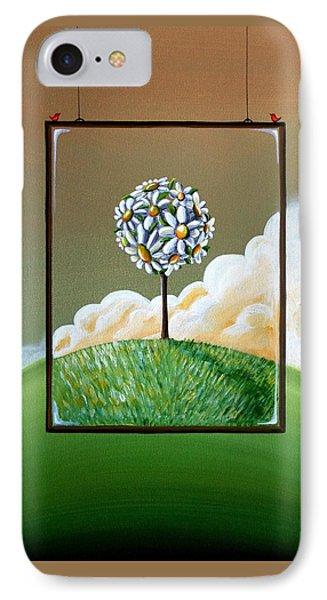 Virtue Phone Case by Cindy Thornton