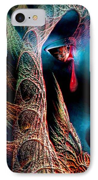 Vision Of An Artist Phone Case by Carol Cavalaris