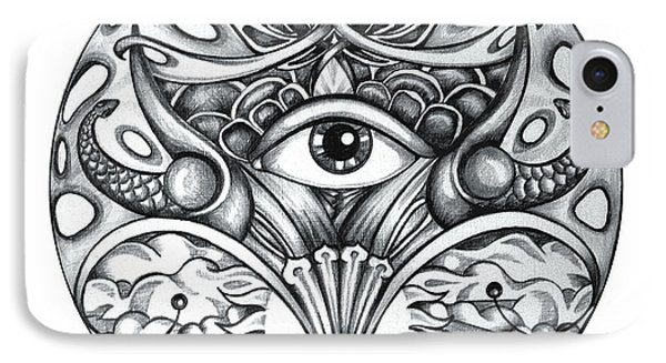Vision IPhone Case by Shadia Derbyshire
