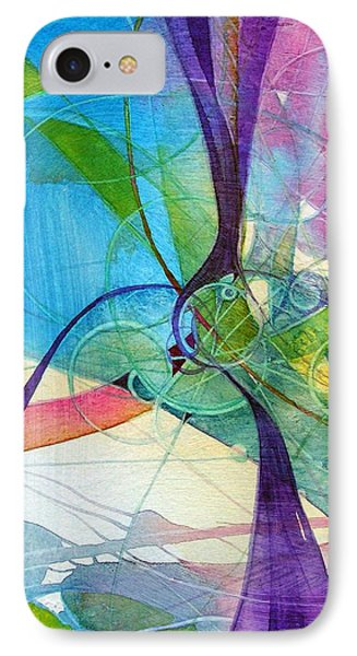 Visions In Motion IPhone Case