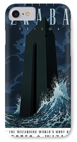 Visit Azkaban IPhone Case by Christopher Ables