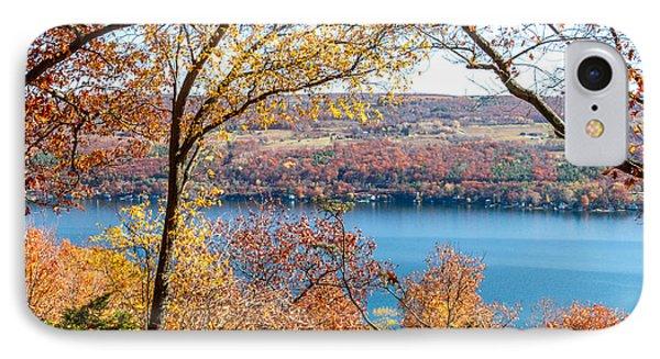 Vista From Garrett Chapel IPhone Case by William Norton