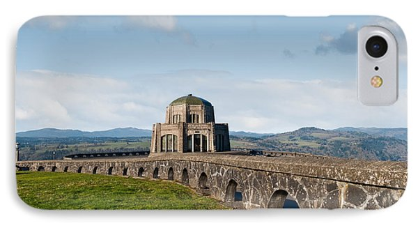 Vista House At Crown Point IPhone Case