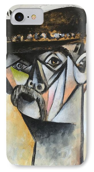 Vitae The Old Man  IPhone Case by Mark M Mellon