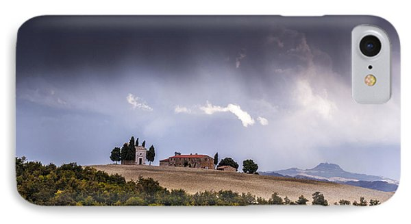 IPhone Case featuring the photograph Vitaleta Chapel by Yuri Santin