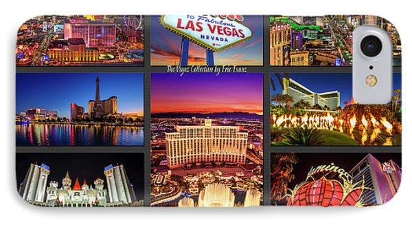 Viva Las Vegas Collection IPhone Case by Aloha Art
