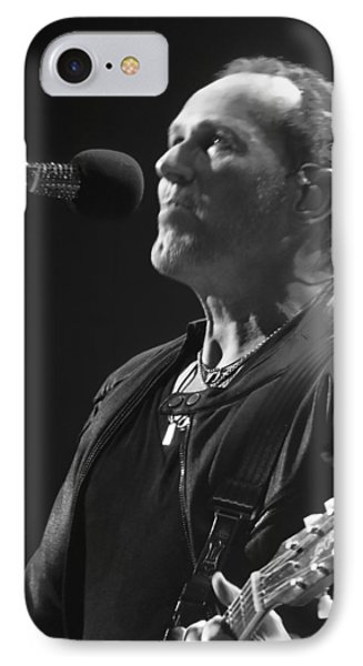Vivian Campbell Mtl 2015 IPhone Case by Luisa Gatti