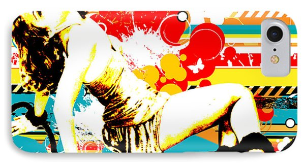 Vixen Subdued Phone Case by Chris Andruskiewicz