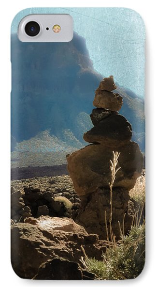 Volcanic Desert Composition Phone Case by Loriental Photography