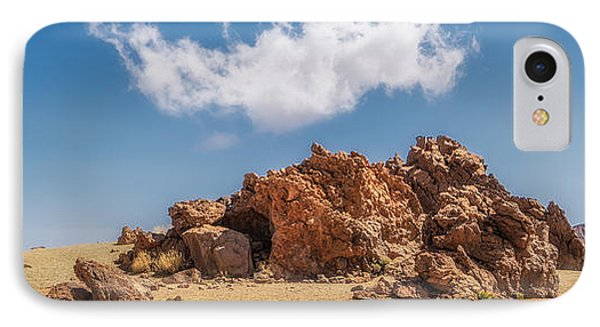 Volcanic Rocks IPhone Case