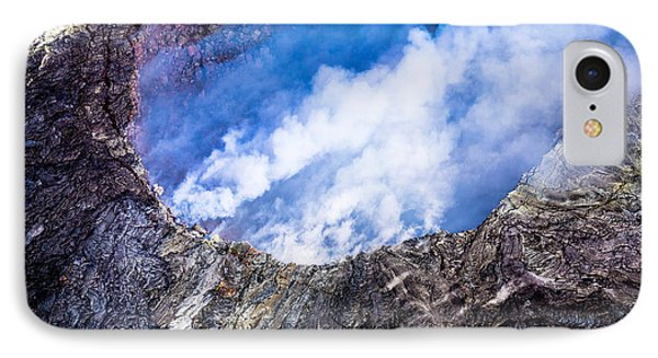 IPhone Case featuring the photograph Volcano by M G Whittingham