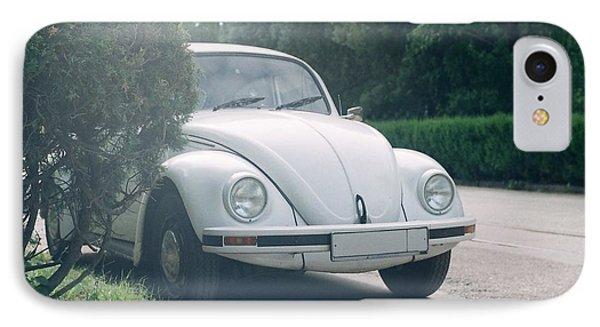 Volkswagen Beetle IPhone Case by Anton Popov