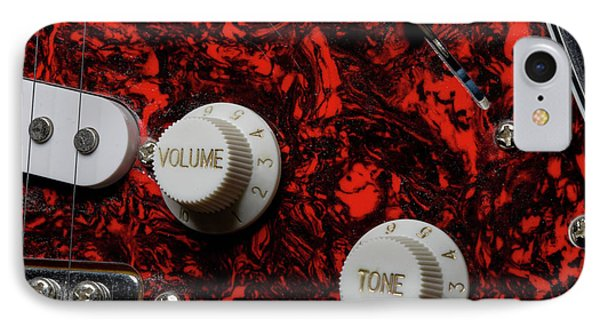 Volume And Tone IPhone Case by David Stasiak