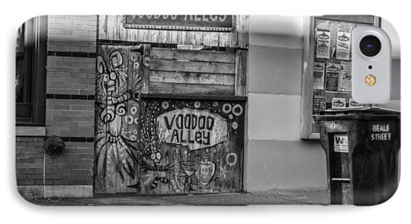 Voodoo Alley IPhone Case