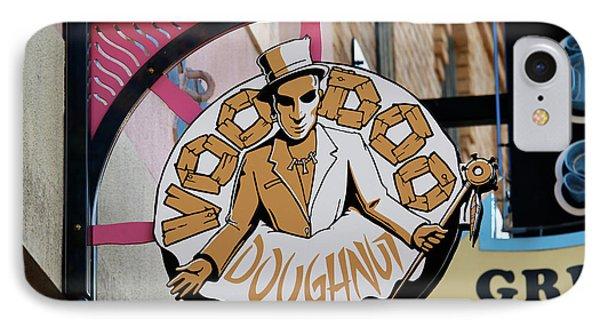 Voodoo Doughnut IPhone Case