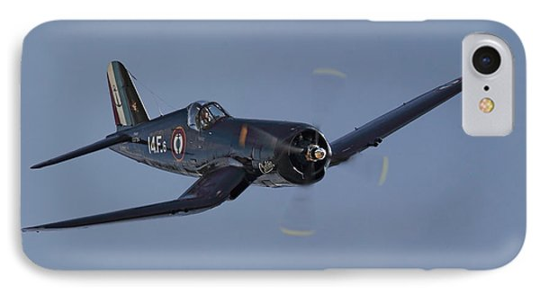 Vought Corsair IPhone Case by Pat Speirs