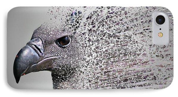 Vulture Break Up IPhone 7 Case