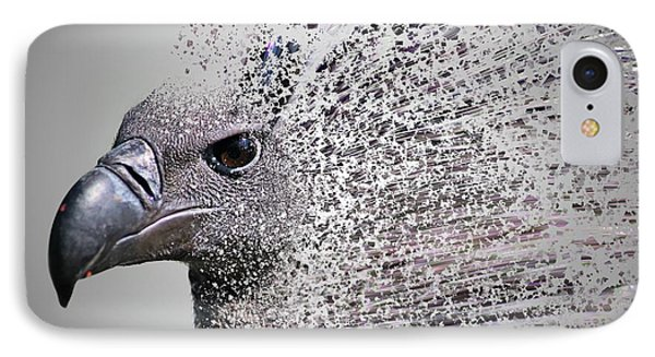 Vulture Break Up IPhone Case