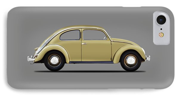 Vw Beetle 1946 IPhone Case by Mark Rogan