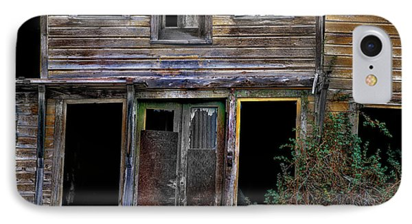 Wabi-sabi Cabin. IPhone Case