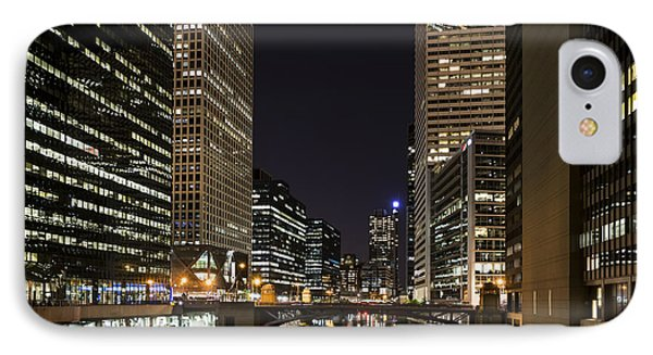 Wacker Avenue IPhone Case by Andrea Silies