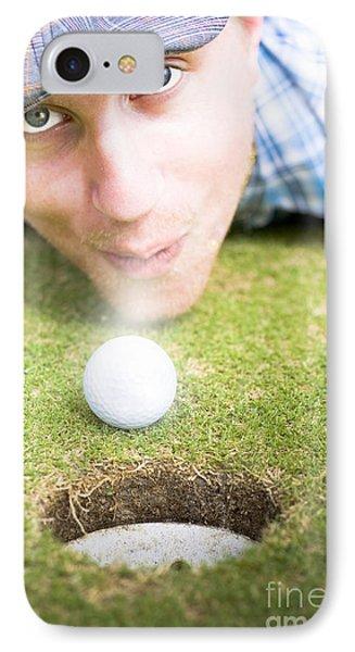 Wacky Golf IPhone Case