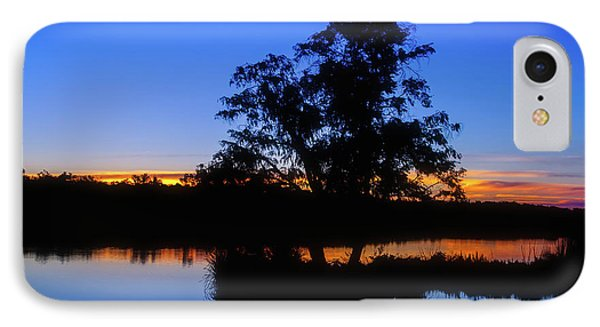 Wagardu Lake, Yanchep National Park IPhone Case by Dave Catley