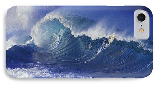Waimea Shorebreak IPhone Case by Vince Cavataio - Printscapes